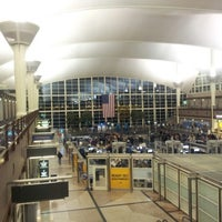 Photo taken at Denver International Airport (DEN) by Edward G. on 12/31/2012