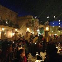 Photo taken at San Angel Inn Restaurante by Kelley C. on 2/17/2013