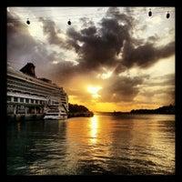 Das Foto wurde bei Singapore Cruise Centre von Hecson Lee D. am 2/22/2013 aufgenommen