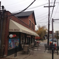 Photo taken at Katzinger's Delicatessen by LMJ on 10/19/2012