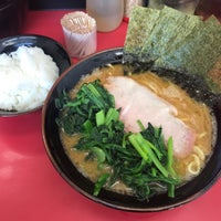 2/9/2018にYoh F.が横浜ラーメン 田上家で撮った写真