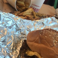 Photo taken at Five Guys by Sara A. on 10/17/2017