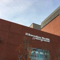 Photo taken at Barnabas Health Hockey House by Elizabeth F. on 12/4/2016