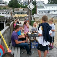 Photo taken at Bingo on the board walk by Admiral Nelson on 7/1/2013