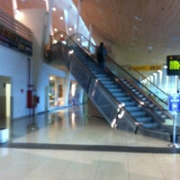 Photo taken at Aeropuerto Internacional El Tepual (PMC) by Eduardo G. on 11/7/2012