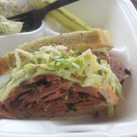 Photo taken at Corned Beef King by Dan R. on 7/16/2014