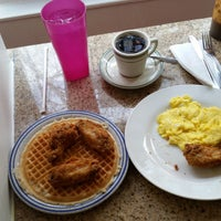 Photo taken at Lincoln's Waffle Shop by Dan R. on 12/21/2014