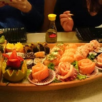 Photo taken at Gokan Sushi Lounge by Soraia  Hutten B. on 10/12/2015