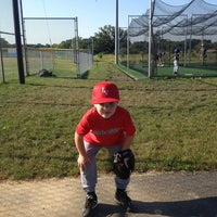 Photo taken at Lake Villa Baseball Park by Sue B. on 8/24/2013