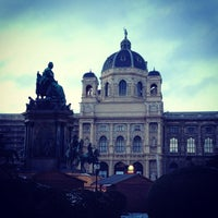 Photo taken at Kunsthistorisches Museum Wien by Alexander D. on 12/7/2012