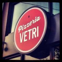 Photo taken at Pizzeria Vetri by Loren M. on 9/10/2013