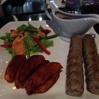 Photo taken at Moodz gastro bar by Fabiola M. on 3/18/2014