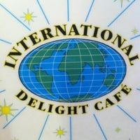 Photo taken at International Delight Cafe by DayRock on 10/13/2012