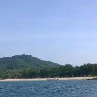 Photo taken at Koh Mook Charlie Beach Resort Trang by Mikael L. on 12/26/2013