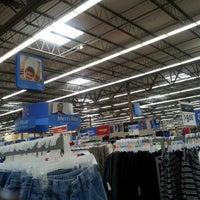 Photo taken at Walmart Supercenter by ShayReavel P. on 10/12/2012