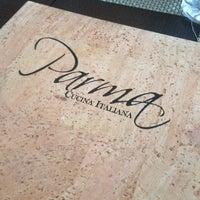Photo taken at Parma - Cucina Italiana by Claudia C. on 3/1/2014