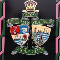 Photo taken at Royal Lytham & St. Annes Golf Club by Patsy T. on 9/20/2014