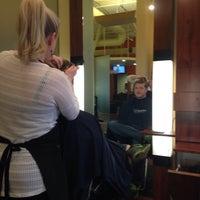 Photo taken at Henry's Salon by Patsy T. on 1/30/2015