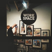 Photo taken at Workspace by Ray R. on 11/15/2014