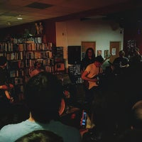 Photo taken at Mojo Books & Music by Ray R. on 9/21/2016