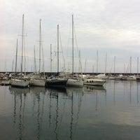 Photo taken at Porto dell'Etna - Marina di Riposto by Marusya on 4/24/2013