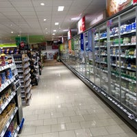 Photo taken at REWE by Alexander D. R. on 10/29/2015