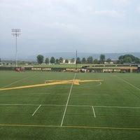 Photo taken at Wehrum Stadium by Kevin M. on 8/31/2013