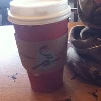Photo taken at Caribou Coffee by Kelly S. on 1/8/2013