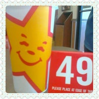 Photo taken at Hardee's by Michelle M. on 6/30/2013