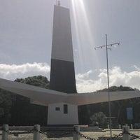 Photo taken at Farol do Cabo Branco by Rodrigo C. on 7/13/2013