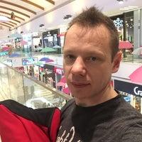 Photo taken at Big Fashion Danilof Mall by Yuriy S. on 1/25/2017