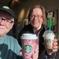Photo taken at Starbucks by  Frank S. on 12/22/2016