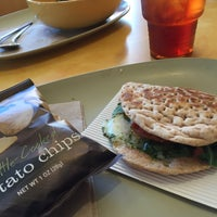 Photo taken at Panera Bread by  Frank S. on 12/16/2015