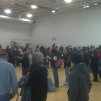 Photo taken at Turkey Thicket Recreation Center by Cache C. on 11/3/2012