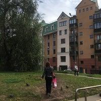 Photo taken at Kuntsevo District by Yana V. on 9/18/2017