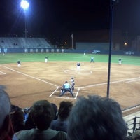 Photo taken at Rita Hillenbrand Memorial Stadium by Robert S. on 10/25/2012
