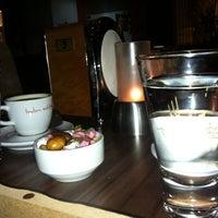 Photo taken at Bab-ı Sohbet Cafe by Sila Gunce C. on 11/2/2012