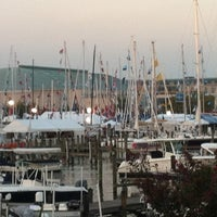 Photo taken at Annapolis Yacht Club by Skip C. on 10/5/2012