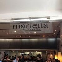 Photo taken at Marietta Café by Cleubera on 11/5/2012