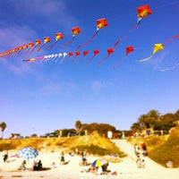 Photo taken at Del Mar Bluffs by Kevlar on 9/16/2012