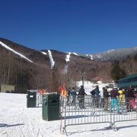 Photo taken at Sugarbush Resort - Lincoln Peak by Shawn M. on 3/30/2013