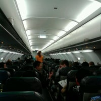 Photo taken at Gate D60 by Denise S. on 1/3/2013