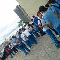 Photo taken at Centro Educacional Adalberto Valle by Sophia M. on 3/11/2013