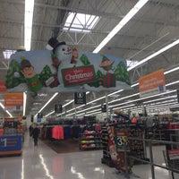 Photo taken at Walmart by Alex M. on 11/23/2016