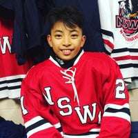 Photo taken at Glacier Gardens Arena by jenneyluong on 10/19/2015