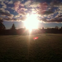 Photo taken at Carnarvon Park by jenneyluong on 11/3/2013