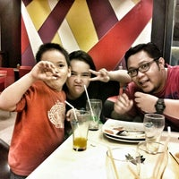 Photo taken at AH Resto & Cafe by Yoga P. on 8/7/2013