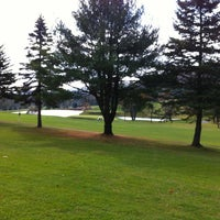 Photo taken at Catatonk Golf Course by Scott S. on 10/18/2012