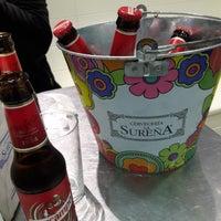 Photo taken at Cervecería La Sureña by Edwin A. on 4/21/2017