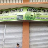 Photo taken at Congregação Presbiteriana Verdade e Vida by Ednardo G. on 6/29/2013